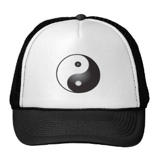 Yin Yang Symbol: Cap