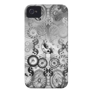 Yin yang symbol iPhone 4 cover