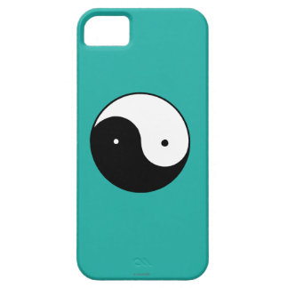 Yin Yang Symbol iPhone 5 Cases