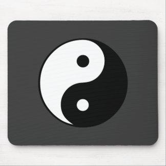 Yin Yang Symbol: Mouse Pad
