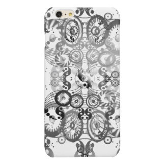 Yin yang symbol pattern iPhone 6 plus case