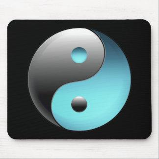 Yin Yang Symbol - Ying Yang Sign Mouse Pad