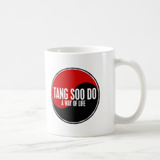 Yin Yang Tang Soo Do 1 Coffee Mug