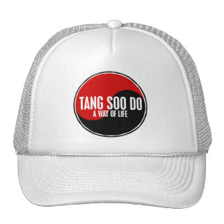 Yin Yang Tang Soo Do 1 Trucker Hat