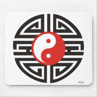 Yin Yang Tattoo Mauspad