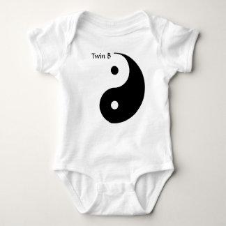 Yin Yang Tee for Twins - Twin B