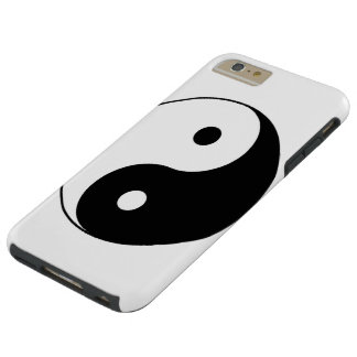"""Yin Yang"" Tough iPhone 6 Plus Case"