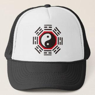 YIN & YANG TRUCKER HAT