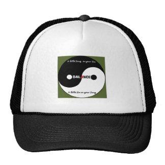 'Yin, Yang' Trucker Hat