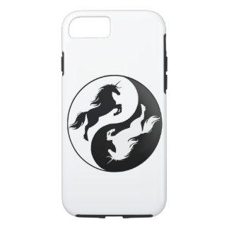 Yin Yang Unicorn iPhone 7 Case