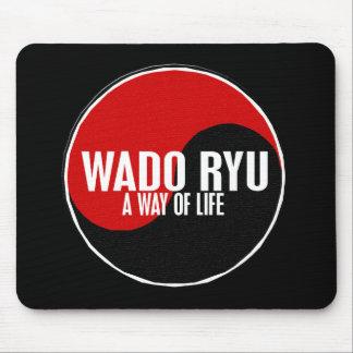 Yin Yang Wado Ryu 1 Mouse Mat