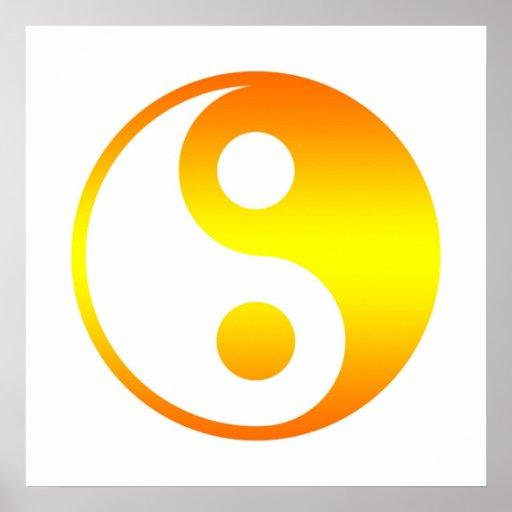 Yin Yang Wall Art