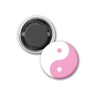 Yin Yang - white Magnet