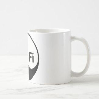 Yin Yang wi-fi Mug/Cup