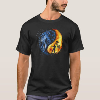 Yin Yang (Wing Chun) Ip Man Linage T-Shirt