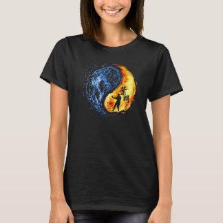 """Yin Yang - Wing Chun """"Kung Fu"""" T-Shirt"""