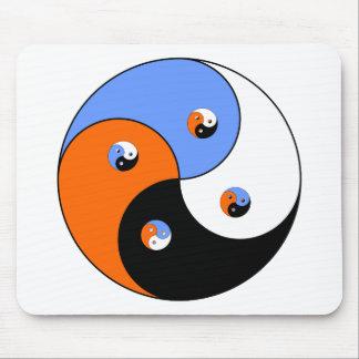 Yin Yang Yong 4 Mousepads