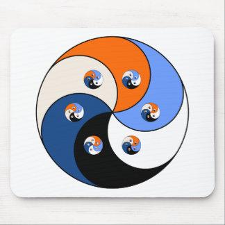 Yin Yang Yong 6 Mousepad