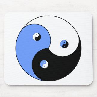 Yin Yang Yong Mouse Pad