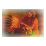 YIndian Feather Poster