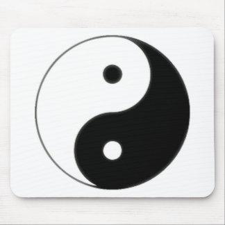 Ying Yang [1280x768] Mousepads