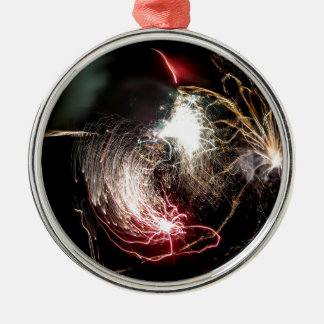 Ying Yang Bang Christmas Ornament
