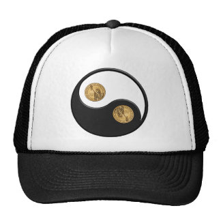 Ying-Yang Dollar Cap