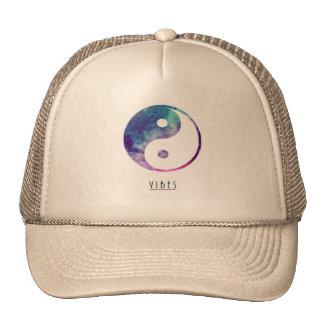 Ying Yang Hat