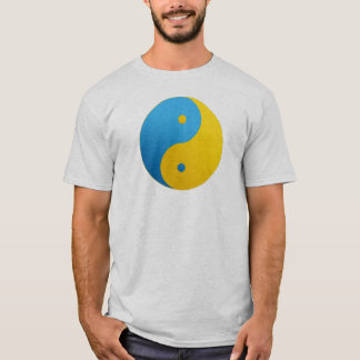 Ying Yang - in Ukrainian Style T-Shirt