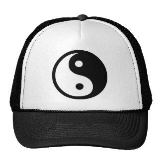 Ying Yang Martial Arts Hat