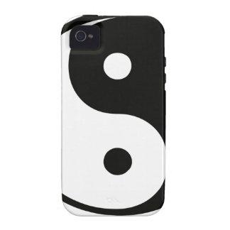 Ying yang,tao,chinese art of energy,feng shui, vibe iPhone 4 case