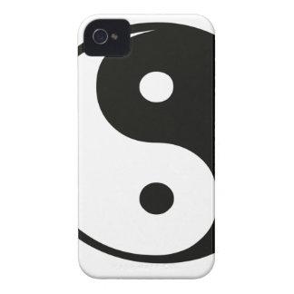 Ying yang,tao,chinese art of energy,feng shui, iPhone 4 cover