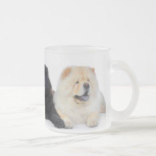 YingYang Chows Coffee Mugs