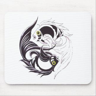 YingYang Koi Mouse Pad