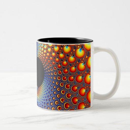 YinYang BigBang - Fractal Mug