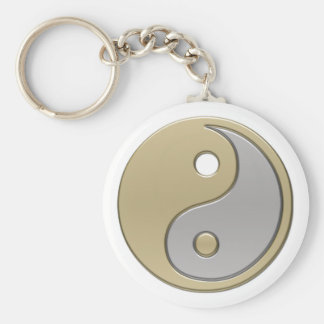 yinyang key ring