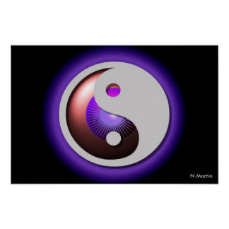 yinyang poster