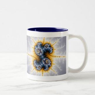 Yinyang Twister - Fractal Mug