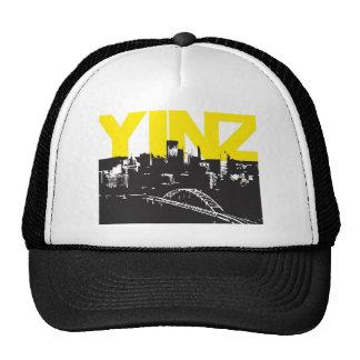 Yinz Pittsburgh Cap