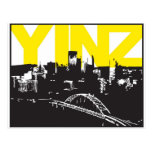 Yinz Pittsburgh Post Cards