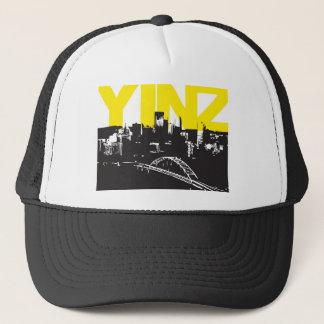 Yinz Pittsburgh Trucker Hat
