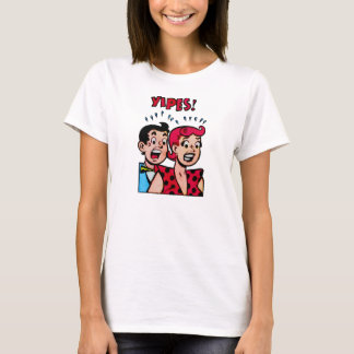 YIPES! Vintage Comic Art T-Shirt