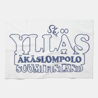 YLLÄS FINLAND hand towels