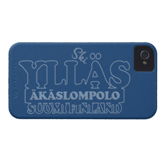 YLLÄS FINLAND iPhone case