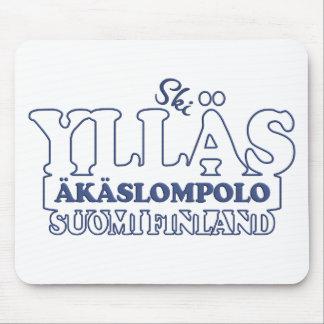 YLLÄS FINLAND mousepad