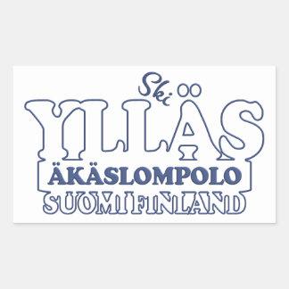 YLLÄS FINLAND stickers