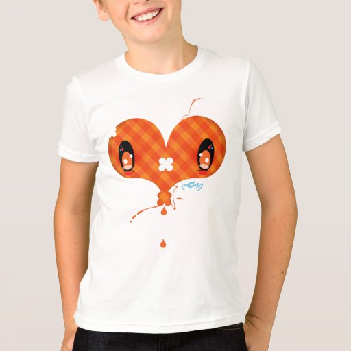 "Yo Amo La Leche ""Corazonada"" T Shirts"