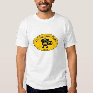 Yo Banana Boy Shirt