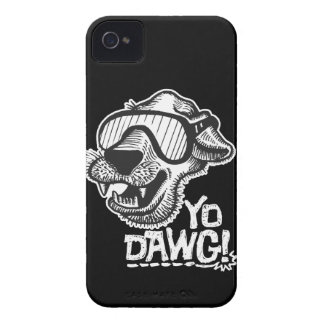 Yo Dawg! Dark Blackberry Bold Case