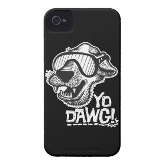 Yo Dawg! Dark iPhone 4/4S Case-Mate iPhone 4 Case-Mate Cases